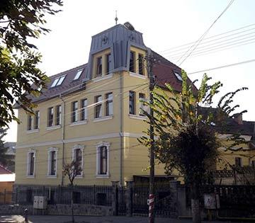 Marosvásárhely Gecse utca Gyülekezeti Ház